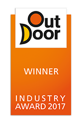 OutDoor Industry Award winner 2017